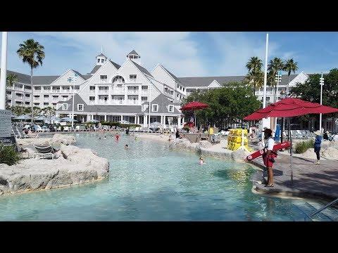 Walt Disney World Yacht Beach Club