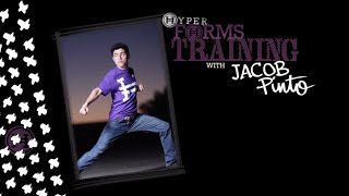 Jacob Pinto Open Form & Tricks Training DVD