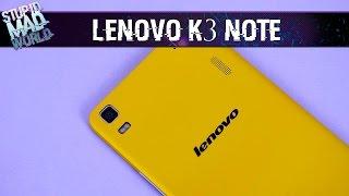 Распаковка китайского смартфона Lenovo K3 Note (K50 t-5) #вскрываючемпопало