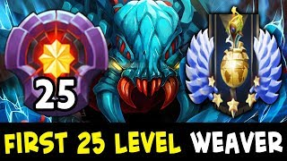 FIRST 25 level Weaver — TOP DIVINE RANK