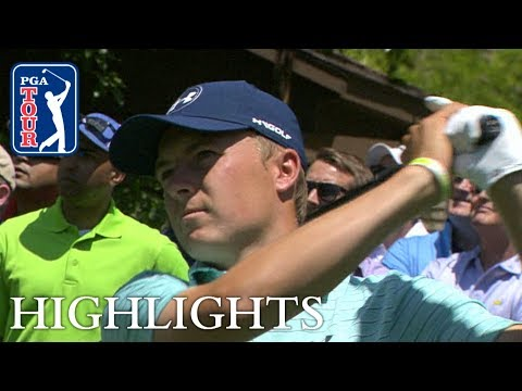 Jordan Spieth extended highlights | Round 1 | the Memorial