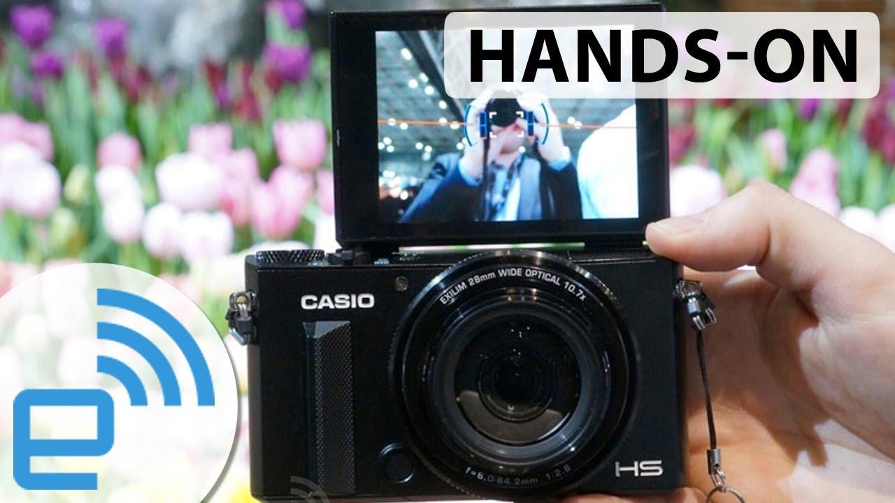 Casio EX-100 Camera Driver Download