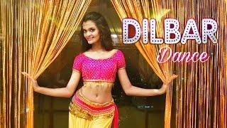 DILBAR | Belly Dance | Satyameva Jayate | John Abraham, Nora Fatehi | Choreography by Dhruvi Shah