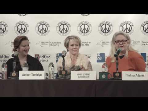 """2016 Woodstock Film Festival: """"Women in Film and Media"""" FULL PANEL"""