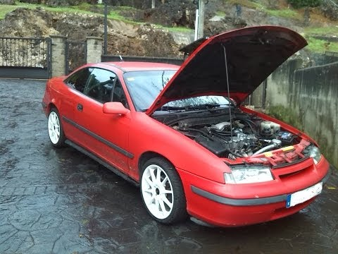 Opel Calibra Restauration Reborn Project 2013 HD