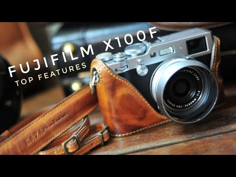 Fujifilm X100f : Top Features and Some Accessories