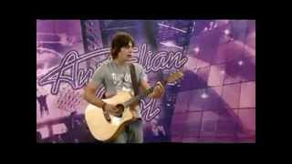 Dean Geyers (Glees Brody Weston) Australian Idol Audition from 2006 YouTube Videos