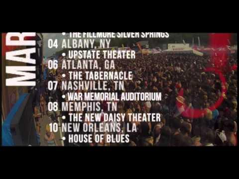 Bring Me The Horizon - The American Dream Tour