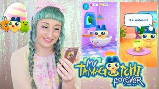 Tamagotchi Forever App First Look Beta Gameplay