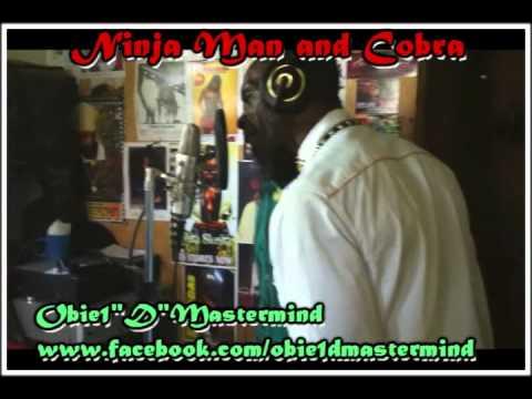 Ninja Man and cobra  Combination Vs Obie1