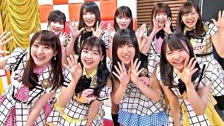 2017.03.29 ON AIR / HD (1440x1080p), 60fps 【出演】 HKT48(植木南央...