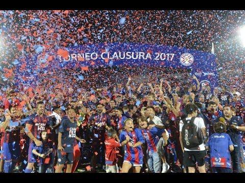 Lo mejor de Cerro Porteño campeón del Torneo Clausura 2017