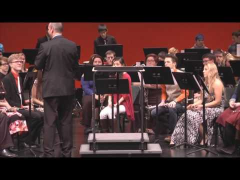Indiana Bandmasters Association 2016 All-District Honor Band