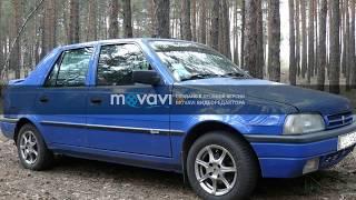 Dacia SuperNova против первого снега