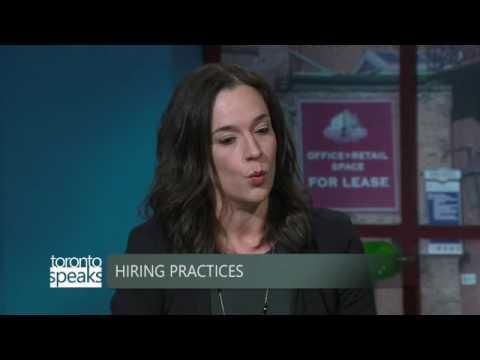 Toronto Speaks: Careers and Hiring with Host Richard Wajs