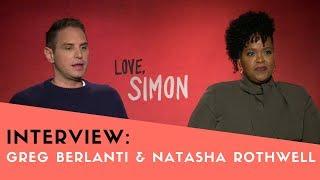 LOVE, SIMON Interview: Greg Berlanti & Natasha Rothwell