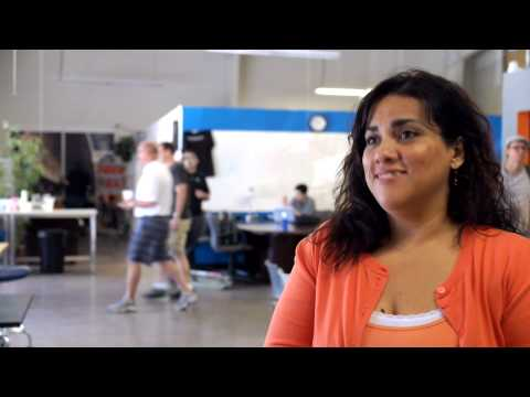 Women Who Mean Business 2013 - Gina Lujan, founder, Hacker Lab