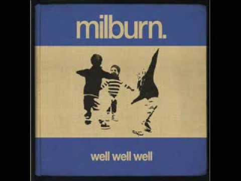 Milburn - Cheshire Cat Smile