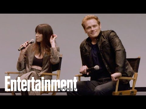 'Outlander' Stars Reveal Their First Impressions Of Each Other | Entertainment Weekly