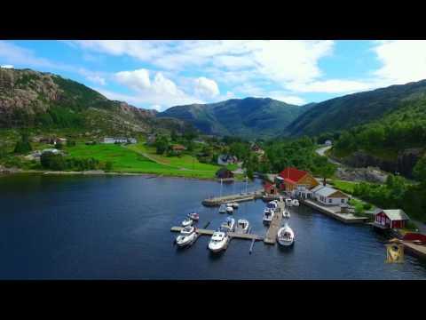 Dingja, Sognefjord, Norway