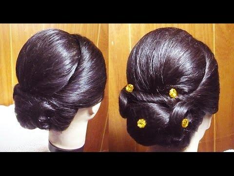 เกล้าผมแบบเรียบๆ 1/2 : Updo Hairstyle