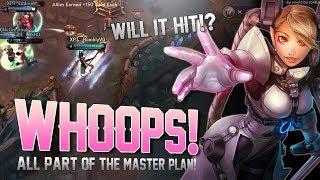 UMM WHOOPS!! Vainglory [5v5] Ranked - Celeste |CP| Mid Lane Gameplay