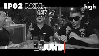 """LaJunta   Entrevista a RKM & Ken-Y. """"¿Y ESTE QUIÉN ES?"""""""