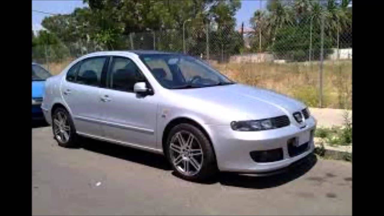 seat leon toledo pare choc tuning youtube. Black Bedroom Furniture Sets. Home Design Ideas