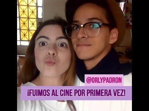 Orly- ¡FUIMOS AL CINE CON UN DÍA DE TRABAJO! EN PERÚ