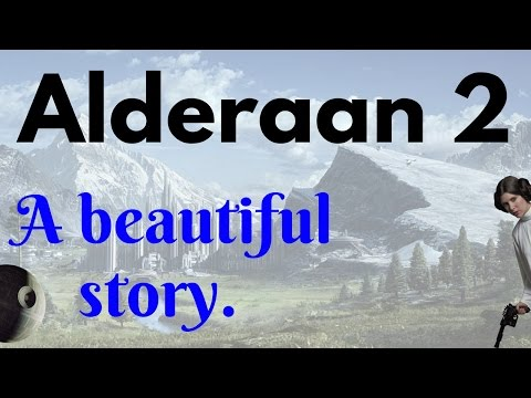 Alderaan 2 made from WHAT!?!? : Star Wars Canon Lore