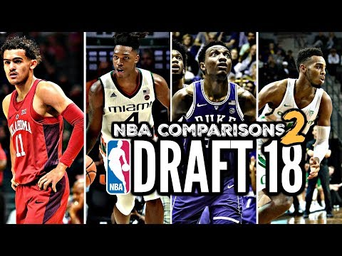 2018 NBA Draft Class: NBA Comparisons 2.0: Trae Young * Lonnie Walker * Wendell Carter