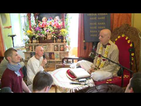 2014.05.17. SB 3.23.44 HG Sankarshan Das Adhikari Vilnius, Lithuania