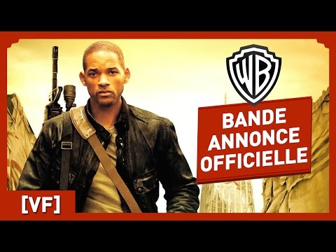 Je Suis Une Légende - Bande Annonce Officielle (VF) - Will Smith / Zombie / Apocalypse poster