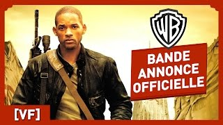 Je Suis Une Légende - Bande Annonce Officielle (VF) - Will Smith / Zombie / Apocalypse streaming