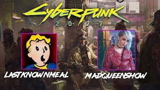 Discussing Cyberpunk 2077 and CDPR with MadqueenShow