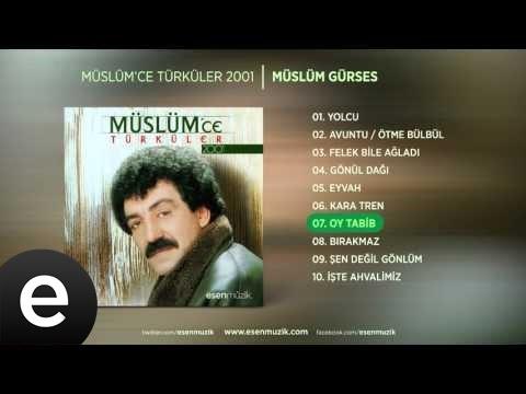 Oy Tabib (Müslüm Gürses) Official Audio #oytabib #müslümgürses