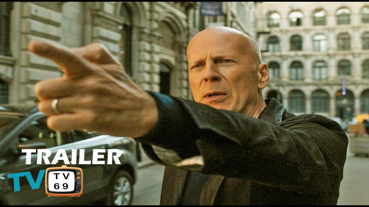 Desejo de Matar Official Trailer  #1(2018)  Bruce Willis, Vincent D'Onofrio, Action Movie HD