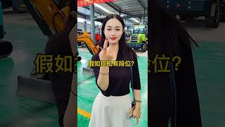Agricultural machinery 0.8t small garden household China mini excavato#excavator#shorts#shortvideor