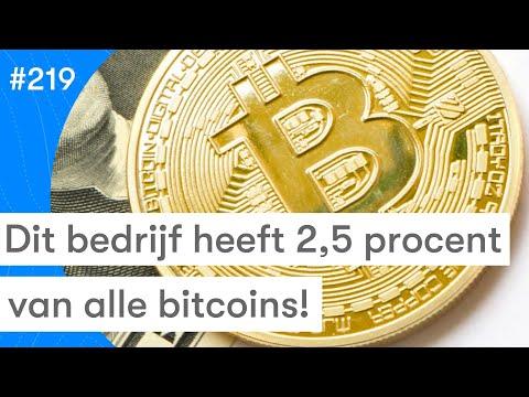Dit Bedrijf Heeft 2,5% Van Alle Bitcoins | DeFi-project Loopt Uit De Hand | BTC Nieuws #219