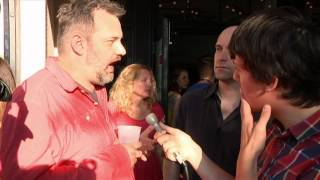 Dan Harmon and Rob Schrab Red Carpet Interview