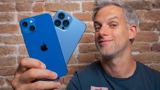 iPhone 13 Unboxing & 1er Test Photo et Vidéo