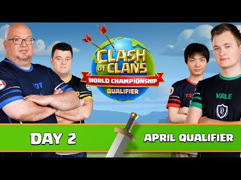 World Championship - April Qualifier - Day 2 - Clash Of Clans