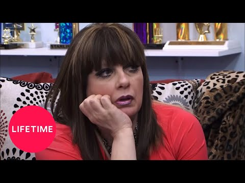 Dance Moms: Cathy Cuts a Dancer from the Routine (Season 3 Flashback) | Lifetime