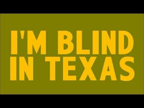 WASP Blind in Texas LYRICS