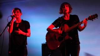 Oh Lonesome Me - What Tomorrow Brings - 08.03.2015 - Roter Salon / Berlin (#04/04)