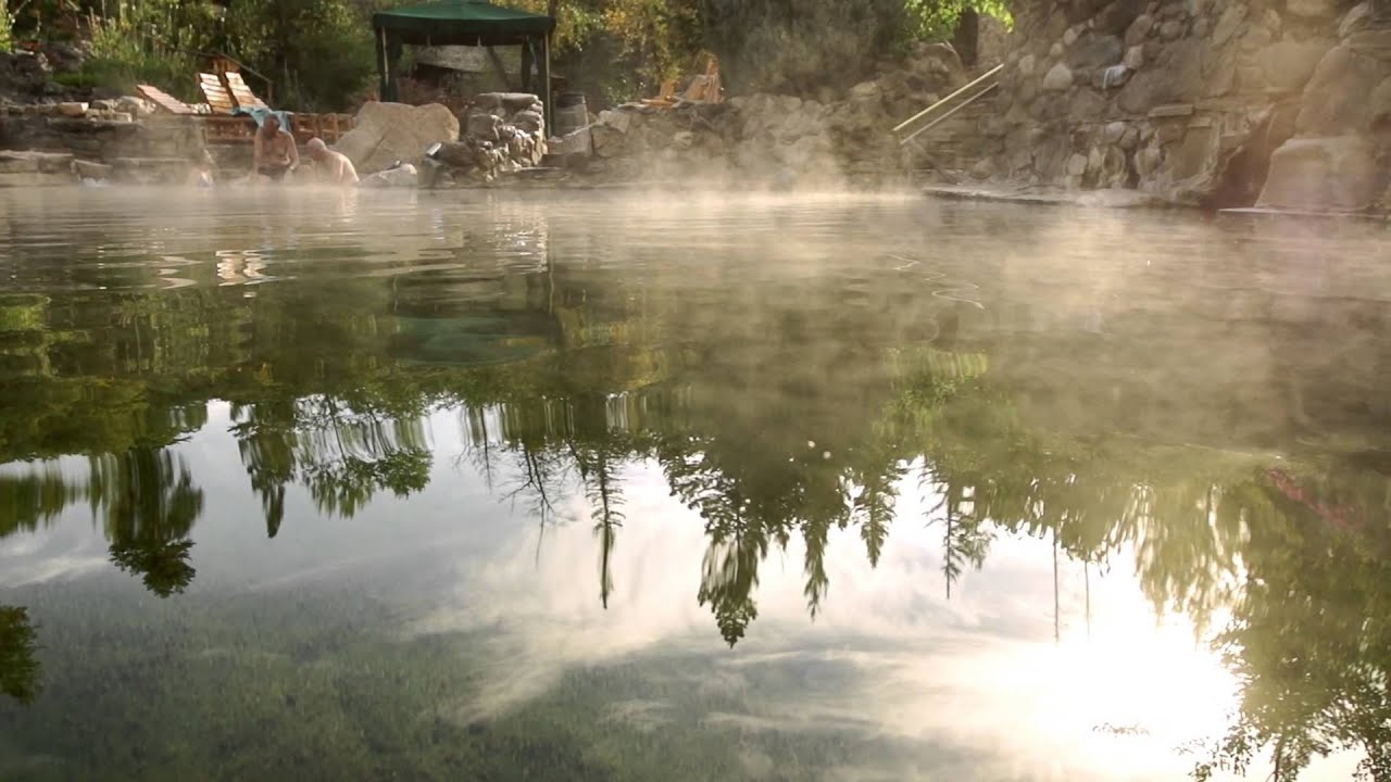 Strawberry Park Hot Springs — Steamboat Springs Hot Springs