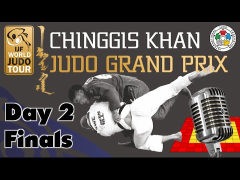 Judo Grand-Prix Ulaanbaatar 2016: Day 2 - Final Block