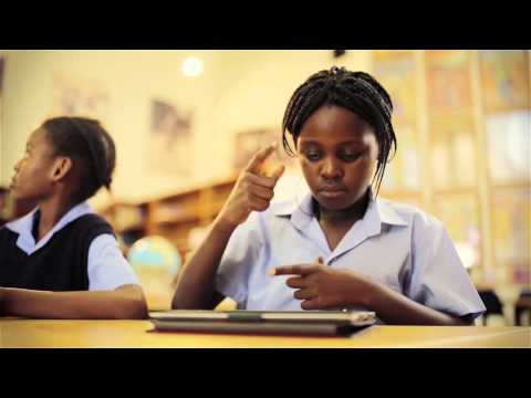 Deaf school revolutionises teaching with iPad learning programme