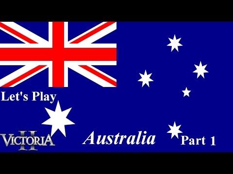 Let's Play Victoria 2: Australia - Part 1