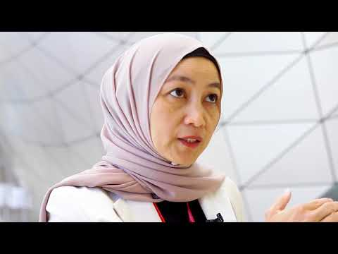 Siti Noraishah Azizan discusses new projects of Azerbaijan at IAPH Baku 2018